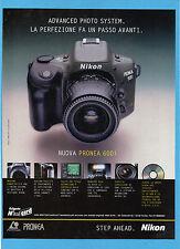 BELLEU997-PUBBLICITA'/ADVERTISING-1997- NIKON PRONEA 600i