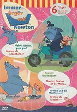 IMMER ÄRGER MIT NEWTON - 6 FOLGEN CA. 80 MINUTEN SPIELZEIT / DVD - NEU