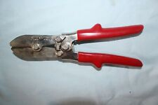 Malco C5 Pipe Crimper Tool Hvac Sheet Metal Tool
