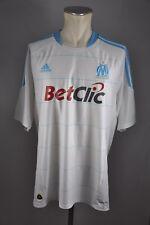 Olympique Marseille Trikot Gr. XL 2010-11 Adidas betclic Jersey Maillot au But