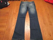 Women's FARLOW Jeans Blue Fade Boot Cut Jeans Size 9