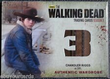 Cryptozoic Walking Dead Season 3 Costume M17 VARIANT SEAM Wardrobe Trading Card