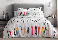 Sheridan Bedroom Abstract Quilt Covers
