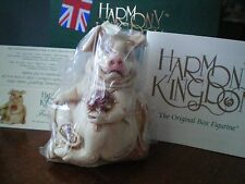 Romance Annual Harmony Kingdom Fragonard Romantic Pig Flowers Perfume Bagged