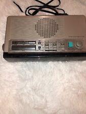 Panasonic Alarm ClockAccu-Set Ii Fm-AmRadio Rc-6190 Tested and Works