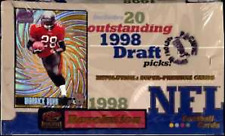 1991-2000 Pacific Prism Revolution Paramount Football Singles - You choose