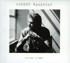 """CD + DVD """"Johnny Hallyday - Rester Vida"""" coleccionista NUEVO EN BLÍSTER"""