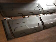 Ford Ranger Body Armour Cladding 2012 - 2019 Onwards Matt Satin Black Uk Seller