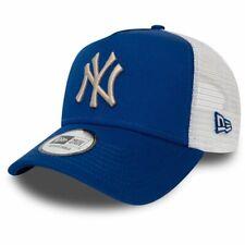 New Era Adjustable Trucker Cap - MLB New York Yankees royal