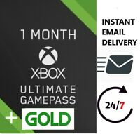 Xbox Live 1 Month Gold + Game Pass Ultimate 2 x 14 Day Code 🔑  Worldwide 🌎