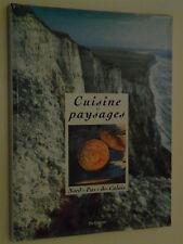 CUISINE ET PAYSAGES PAS-DE-CALAIS + PARIS POSTER GUIDE