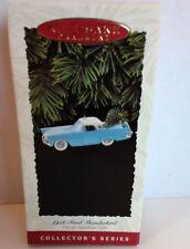 Hallmark Keepsake Ornament~1956 Ford Thunderbird~With Original Box