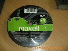 MAXELL DVD+R = 10 pack