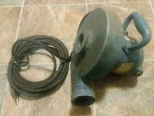 Cadillac Hand Held Cleaner Air Blower Vacuum Model Hp33P Heavy Duty 1.5 Hp