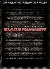 Blade Runner Five-Disc Ultimate Collectors Edition Briefcase (Hd Dvd)