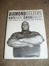 Diamond Geezers by Kate Kray & David Bailey 1st ed HB Hardest men In Britain  AE