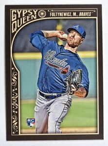 2015 Topps Gypsy Queen #259 Mike Foltynewicz RC - NM-MT