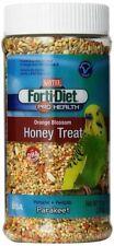 New listing Lm Kaytee Forti-Diet Pro Health Orange Blossom Honey Treat - Parkeet 10 oz
