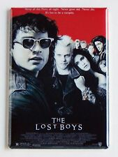 The Lost Boys FRIDGE MAGNET (2 x 3 inches) movie poster vampires