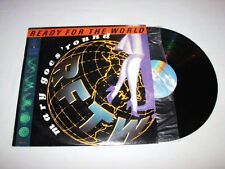 "Ready For The World RFTW Mary Goes' Round 12"" Vinyl Record Extended 5 Trk Single"