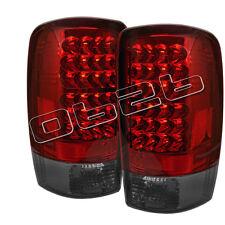 Chevy Suburban Tahoe 1500/2500 GMC Yukon XL 00-06 GMC Yukon Denali XL LED Red SM