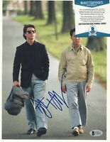 Dustin Hoffman -Rain Man, Tootsie, Meet the Parents- 8.5x11 Signed Photo BAS COA