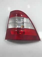 Mercedes-Benz M Class DRIVER RIGHT REAR TAIL LIGHT A1638202064 5 Drs SUV Hardtop