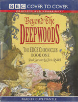Beyond The Deepwoods Edge Chronicles 1 6 Cassette Audio Book NEW Stewart Riddell