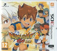 Inazuma Eleven GO: Light  (Nintendo 3DS) (EU Import)  BRAND NEW
