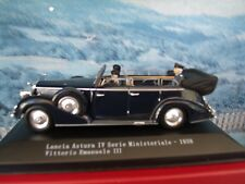 1/43 STARLINE LANCIA Astura IV Serie Ministeriale, Italian King-Re Vittori0 1938