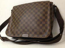 Louis Vuitton District MM Damier Handbag Shoulder Messenger Bag N41212 Crossbody