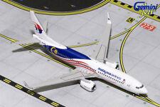 GEMINI JETS MALAYSIA AIRLINES  B737-800(W) 1:400 DIE-CAST GJMAS1681 IN STOCK