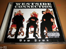 WESTSIDE CONNECTION single BOW DOWN hoo bangin 6 TRACK cd ICE CUBE mack 10 wc