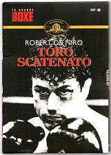 DVD - LA GRANDE BOXE - TORO SCATENATO - JAKE LA MOTTA - ROBERT DE NIRO