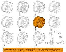 GM OEM-Wheel-Alloy Aluminum 23245759