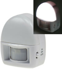 LED Nachtlicht mit Bewegungsmelder Nachtlampe Nachtlichter Licht Nachtleuchte