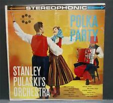 SEALED - POLKA PARTY Stanley Pulaski's Orchestra - Spinorama Stereophonic S-79