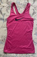 New listing NIKE Pro DRI-FIT Womens Ladies Vest Top Gym Sports Top Size XS