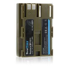Akku für Canon BP-511 | 65009 | PowerShot G5 G6 EOS 10D 50D D60 MV700 750 MVX3i