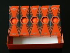 Callaway Superhot Bold 15 Golfbälle orange neu UVP 39 Euro -50%