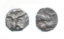cyprus kition  baalmelek ii AR stater