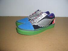 Vans X Marvel Avengers Old Skool Superhero Wings Shoes Mens Size 6.5 Women's 8