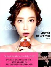 NEW Kim Hwalran's Makeup Beauty Book 240 Pages Korean Women Fashion Book