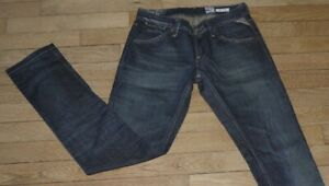 REPLAY  Jeans pour Femme W 26 - L 32 Taille Fr 36 PATTIE (Réf #K116)