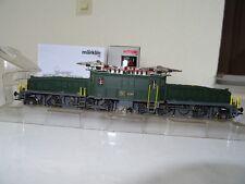 Märklin 39563 SBB E-Lok Ce 6/8III BNr.14307 grün C-Sinus Sound  mfx Bj.09 NEU/OV