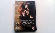 The Thomas Crown Affair (DVD, 2000) PIERCE BROSNAN RENE RUSO