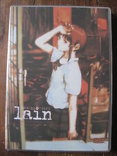 Serial Experiments - Lain: Knights (Layers 5-7) 12 episode 2x DVD