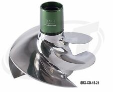 Solas Seadoo Impeller SRX-CD-15-21 RXP-X 2008 Stock and Modified Applications