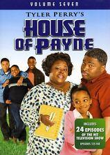Tyler Perry's House of Payne, Vol. 7 [3 Discs (2011, DVD NIEUW) VOL. 73 DISC SET