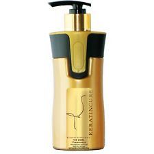 Keratin Cure Strong Hair Treatment Gold & Honey V2 LGEL 10oz Straightening